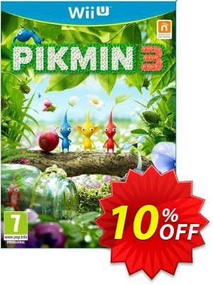 Pikmin 3 Nintendo Wii U - Game Code 프로모션 코드 Pikmin 3 Nintendo Wii U - Game Code Deal 프로모션: Pikmin 3 Nintendo Wii U - Game Code Exclusive Easter Sale offer for iVoicesoft