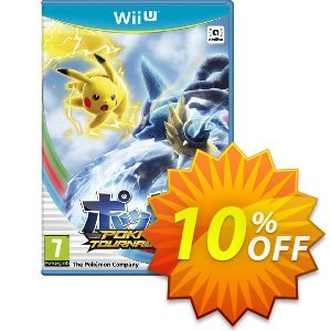 Pokkén Tournament Wii U - Game Code Coupon, discount Pokkén Tournament Wii U - Game Code Deal. Promotion: Pokkén Tournament Wii U - Game Code Exclusive Easter Sale offer for iVoicesoft
