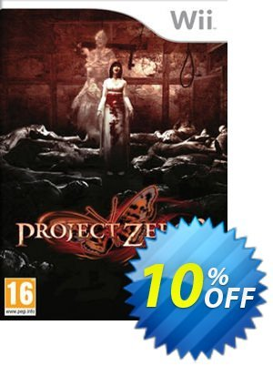 Project Zero 2 Wii U - Game Code discount coupon Project Zero 2 Wii U - Game Code Deal - Project Zero 2 Wii U - Game Code Exclusive Easter Sale offer for iVoicesoft