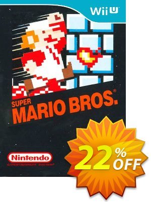 Super Mario Bros. Wii U discount coupon Super Mario Bros. Wii U Deal - Super Mario Bros. Wii U Exclusive Easter Sale offer for iVoicesoft