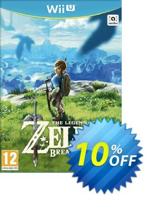 The Legend of Zelda Breath of the Wild Wii U - Game Code discount coupon The Legend of Zelda Breath of the Wild Wii U - Game Code Deal - The Legend of Zelda Breath of the Wild Wii U - Game Code Exclusive Easter Sale offer for iVoicesoft
