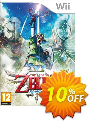 The Legend of Zelda: Skyward Sword Wii U - Game Code 프로모션 코드 The Legend of Zelda: Skyward Sword Wii U - Game Code Deal 프로모션: The Legend of Zelda: Skyward Sword Wii U - Game Code Exclusive Easter Sale offer for iVoicesoft