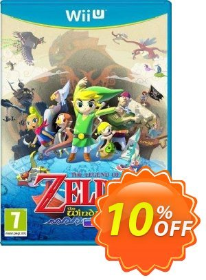 The Legend of Zelda: The Wind Waker HD Nintendo Wii U - Game Code discount coupon The Legend of Zelda: The Wind Waker HD Nintendo Wii U - Game Code Deal - The Legend of Zelda: The Wind Waker HD Nintendo Wii U - Game Code Exclusive Easter Sale offer for iVoicesoft