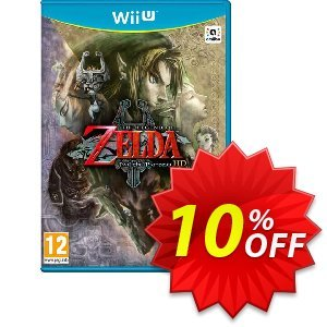The Legend of Zelda: Twilight Princess HD Wii U - Game Code discount coupon The Legend of Zelda: Twilight Princess HD Wii U - Game Code Deal - The Legend of Zelda: Twilight Princess HD Wii U - Game Code Exclusive Easter Sale offer for iVoicesoft