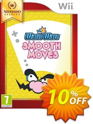 WarioWare Smooth Moves Wii U - Game Code Coupon discount WarioWare Smooth Moves Wii U - Game Code Deal. Promotion: WarioWare Smooth Moves Wii U - Game Code Exclusive Easter Sale offer for iVoicesoft