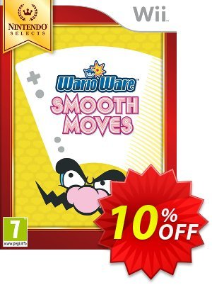 WarioWare Smooth Moves Wii U - Game Code discount coupon WarioWare Smooth Moves Wii U - Game Code Deal - WarioWare Smooth Moves Wii U - Game Code Exclusive Easter Sale offer for iVoicesoft
