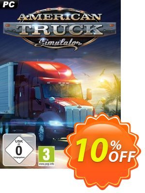 American Truck Simulator PC Coupon, discount American Truck Simulator PC Deal. Promotion: American Truck Simulator PC Exclusive offer for iVoicesoft