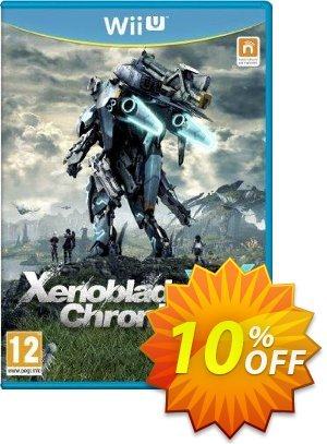 Xenoblade Chronicles X Nintendo Wii U discount coupon Xenoblade Chronicles X Nintendo Wii U Deal - Xenoblade Chronicles X Nintendo Wii U Exclusive Easter Sale offer for iVoicesoft