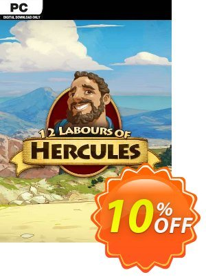12 Labours of Hercules PC Coupon discount 12 Labours of Hercules PC Deal. Promotion: 12 Labours of Hercules PC Exclusive Easter Sale offer for iVoicesoft