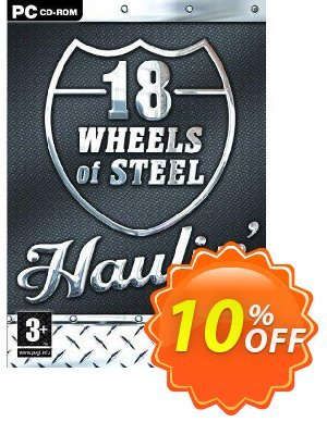 18 Wheels of Steel Haulin' (PC) discount coupon 18 Wheels of Steel Haulin' (PC) Deal - 18 Wheels of Steel Haulin' (PC) Exclusive Easter Sale offer for iVoicesoft