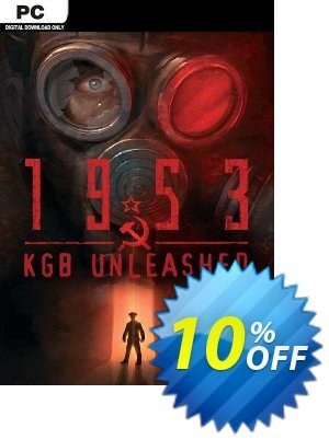 1953 KGB Unleashed PC 프로모션 코드 1953 KGB Unleashed PC Deal 프로모션: 1953 KGB Unleashed PC Exclusive Easter Sale offer for iVoicesoft
