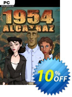 1954 Alcatraz PC 優惠券,折扣碼 1954 Alcatraz PC Deal,促銷代碼: 1954 Alcatraz PC Exclusive Easter Sale offer for iVoicesoft