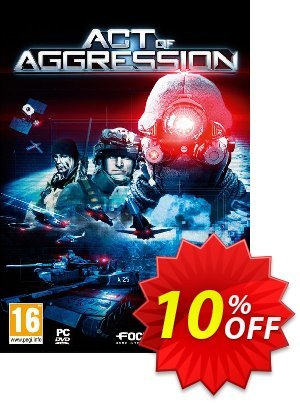 Act of Aggression PC discount coupon Act of Aggression PC Deal - Act of Aggression PC Exclusive Easter Sale offer for iVoicesoft
