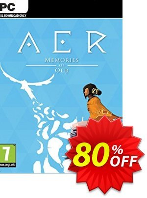 AER – Memories of Old PC discount coupon AER – Memories of Old PC Deal - AER – Memories of Old PC Exclusive Easter Sale offer for iVoicesoft