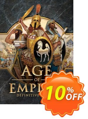 Age of Empires: Definitive Edition PC 프로모션 코드 Age of Empires: Definitive Edition PC Deal 프로모션: Age of Empires: Definitive Edition PC Exclusive Easter Sale offer for iVoicesoft