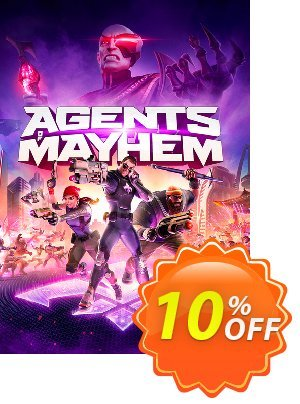 Agents of Mayhem PC 프로모션 코드 Agents of Mayhem PC Deal 프로모션: Agents of Mayhem PC Exclusive Easter Sale offer for iVoicesoft