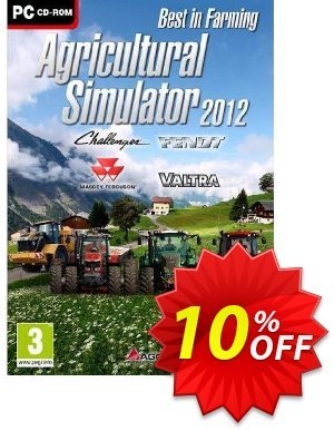 Agricultural Simulator 2012 (PC) Coupon discount Agricultural Simulator 2012 (PC) Deal. Promotion: Agricultural Simulator 2012 (PC) Exclusive Easter Sale offer for iVoicesoft