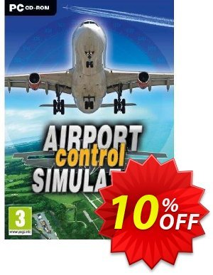 Airport Control Simulator (PC) Coupon discount Airport Control Simulator (PC) Deal. Promotion: Airport Control Simulator (PC) Exclusive Easter Sale offer for iVoicesoft