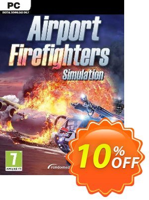 Airport Firefighters The Simulation PC Coupon discount Airport Firefighters The Simulation PC Deal. Promotion: Airport Firefighters The Simulation PC Exclusive Easter Sale offer for iVoicesoft