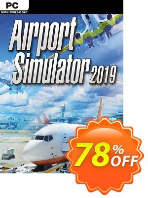 Airport Simulator 2019 PC Coupon discount Airport Simulator 2019 PC Deal. Promotion: Airport Simulator 2019 PC Exclusive Easter Sale offer for iVoicesoft