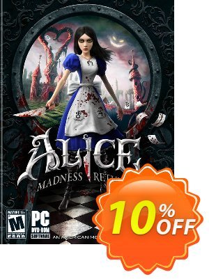 Alice Madness Returns PC 프로모션 코드 Alice Madness Returns PC Deal 프로모션: Alice Madness Returns PC Exclusive Easter Sale offer for iVoicesoft