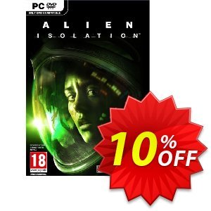 Alien: Isolation PC discount coupon Alien: Isolation PC Deal - Alien: Isolation PC Exclusive Easter Sale offer for iVoicesoft