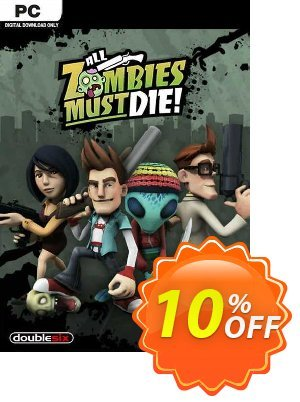 All Zombies Must Die! Scorepocalypse PC 프로모션 코드 All Zombies Must Die! Scorepocalypse PC Deal 프로모션: All Zombies Must Die! Scorepocalypse PC Exclusive Easter Sale offer for iVoicesoft