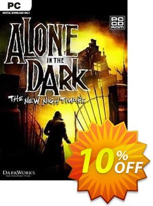 Alone in the Dark The New Nightmare PC Coupon discount Alone in the Dark The New Nightmare PC Deal. Promotion: Alone in the Dark The New Nightmare PC Exclusive Easter Sale offer for iVoicesoft