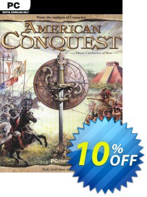 American Conquest PC Coupon discount American Conquest PC Deal. Promotion: American Conquest PC Exclusive Easter Sale offer for iVoicesoft