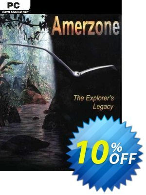 Amerzone The Explorer's Legacy PC割引コード・Amerzone The Explorer's Legacy PC Deal キャンペーン:Amerzone The Explorer's Legacy PC Exclusive Easter Sale offer for iVoicesoft