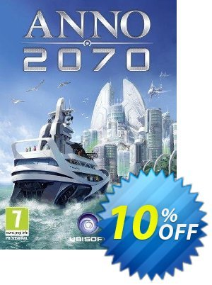 Anno 2070 PC discount coupon Anno 2070 PC Deal - Anno 2070 PC Exclusive Easter Sale offer for iVoicesoft