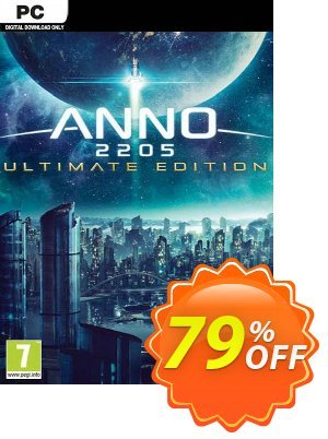 Anno 2205 Ultimate Edition PC discount coupon Anno 2205 Ultimate Edition PC Deal - Anno 2205 Ultimate Edition PC Exclusive Easter Sale offer for iVoicesoft