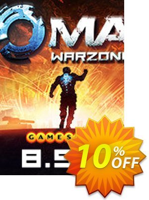 Anomaly Warzone Earth PC割引コード・Anomaly Warzone Earth PC Deal キャンペーン:Anomaly Warzone Earth PC Exclusive Easter Sale offer for iVoicesoft