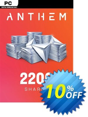 Anthem 2200 Shards Pack PC 프로모션 코드 Anthem 2200 Shards Pack PC Deal 프로모션: Anthem 2200 Shards Pack PC Exclusive Easter Sale offer for iVoicesoft