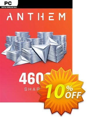 Anthem 4600 Shards Pack PC Coupon discount Anthem 4600 Shards Pack PC Deal. Promotion: Anthem 4600 Shards Pack PC Exclusive Easter Sale offer for iVoicesoft