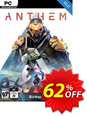 Anthem PC DLC discount coupon Anthem PC DLC Deal - Anthem PC DLC Exclusive Easter Sale offer for iVoicesoft