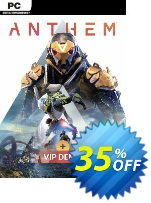 Anthem PC + VIP Demo discount coupon Anthem PC + VIP Demo Deal - Anthem PC + VIP Demo Exclusive Easter Sale offer for iVoicesoft