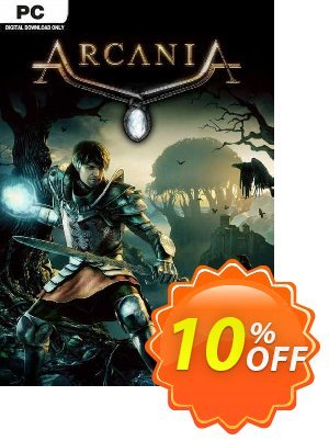 ArcaniA PC 프로모션 코드 ArcaniA PC Deal 프로모션: ArcaniA PC Exclusive Easter Sale offer for iVoicesoft