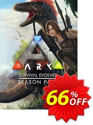 ARK Survival Evolved Season Pass PC discount coupon ARK Survival Evolved Season Pass PC Deal - ARK Survival Evolved Season Pass PC Exclusive Easter Sale offer for iVoicesoft