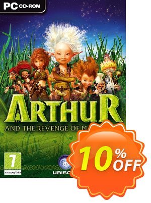 Arthur and the Revenge of Maltazard (PC) 프로모션 코드 Arthur and the Revenge of Maltazard (PC) Deal 프로모션: Arthur and the Revenge of Maltazard (PC) Exclusive Easter Sale offer for iVoicesoft