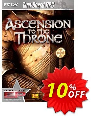 Ascension to the Throne (PC) discount coupon Ascension to the Throne (PC) Deal - Ascension to the Throne (PC) Exclusive Easter Sale offer for iVoicesoft