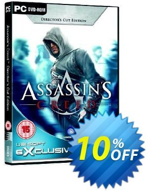 Assassin's Creed - Directors Cut Edition (PC) Coupon discount Assassin's Creed - Directors Cut Edition (PC) Deal. Promotion: Assassin's Creed - Directors Cut Edition (PC) Exclusive Easter Sale offer for iVoicesoft