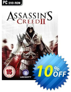 Assassin's Creed II 2 (PC) discount coupon Assassin's Creed II 2 (PC) Deal - Assassin's Creed II 2 (PC) Exclusive Easter Sale offer for iVoicesoft
