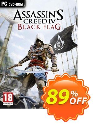 Assassin's Creed IV 4: Black Flag PC discount coupon Assassin's Creed IV 4: Black Flag PC Deal - Assassin's Creed IV 4: Black Flag PC Exclusive Easter Sale offer for iVoicesoft