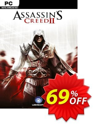 Assassin's Creed 2 - Deluxe Edition PC 프로모션 코드 Assassin's Creed 2 - Deluxe Edition PC Deal 프로모션: Assassin's Creed 2 - Deluxe Edition PC Exclusive Easter Sale offer for iVoicesoft
