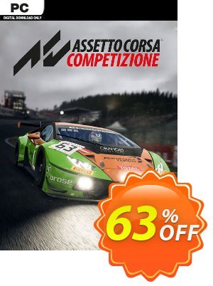 Assetto Corsa Competizione PC Coupon discount Assetto Corsa Competizione PC Deal. Promotion: Assetto Corsa Competizione PC Exclusive Easter Sale offer for iVoicesoft