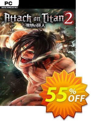 Attack on Titan 2 PC 프로모션 코드 Attack on Titan 2 PC Deal 프로모션: Attack on Titan 2 PC Exclusive Easter Sale offer for iVoicesoft