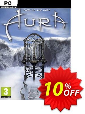 Aura Fate of the Ages PC 프로모션 코드 Aura Fate of the Ages PC Deal 프로모션: Aura Fate of the Ages PC Exclusive Easter Sale offer for iVoicesoft