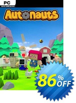 Autonauts PC Coupon discount Autonauts PC Deal. Promotion: Autonauts PC Exclusive Easter Sale offer for iVoicesoft