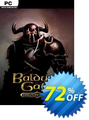Baldur's Gate Enhanced Edition PC割引コード・Baldur's Gate Enhanced Edition PC Deal キャンペーン:Baldur's Gate Enhanced Edition PC Exclusive Easter Sale offer for iVoicesoft